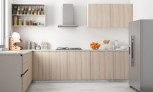 L Shaped Kitchen manufacturers in Noida