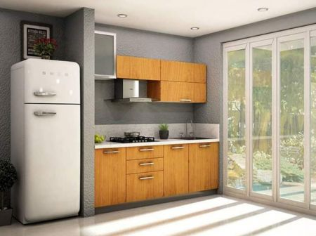 Modular Kitchen Showroom in Noida
